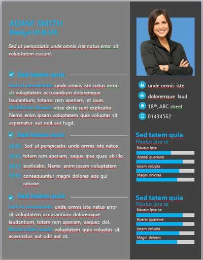 10 mẫu CV xin việc cực chất thoải mái chỉnh sửa - file word