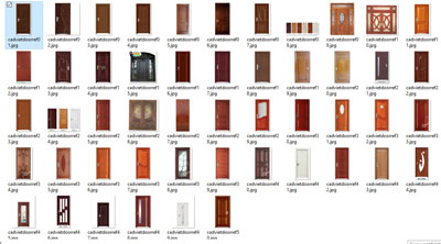 50 mẫu cửa gỗ đẹp